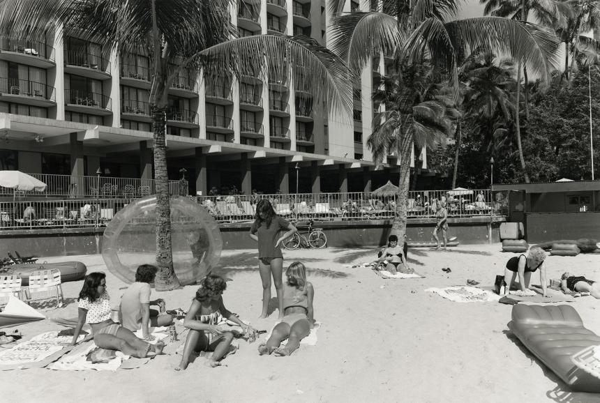 Гавайи, 1983. Фото: Дункан Маккоскер.