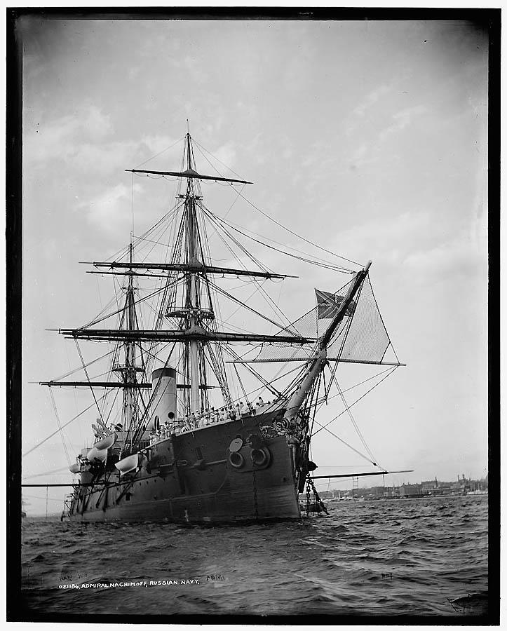 4. «Адмирал Нахимов».