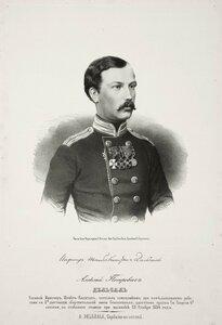 Алексей Петрович Дельсаль, военный инженер, штабс-капитан