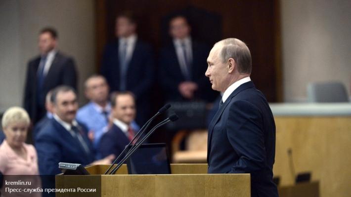 Необходимо сделать банк биометрических иоперативных данных— Путин