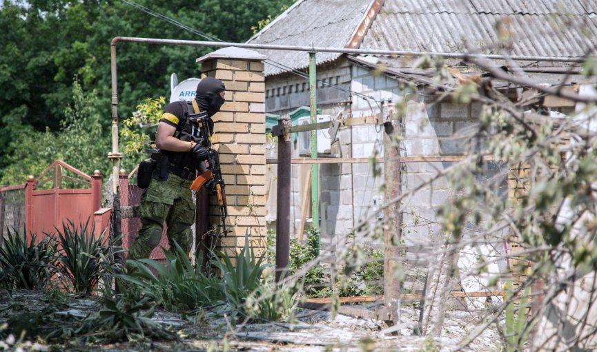 Эстония экстрадировала в государство Украину  боевика «ЛНР»