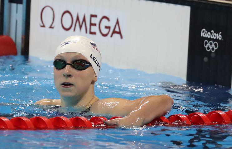 Русские пловцы стали пятыми вэстафете 4х200 мвольным стилем