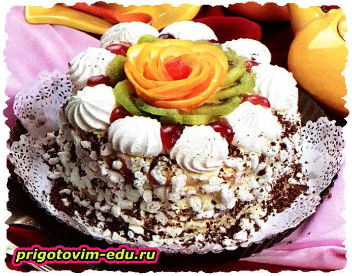 Торт «Безе»