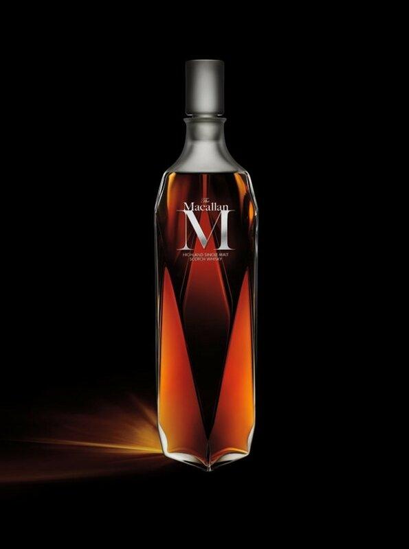 The Macallan 'M' Six Litre In Lalique – $628000 алкоголь, стоимость
