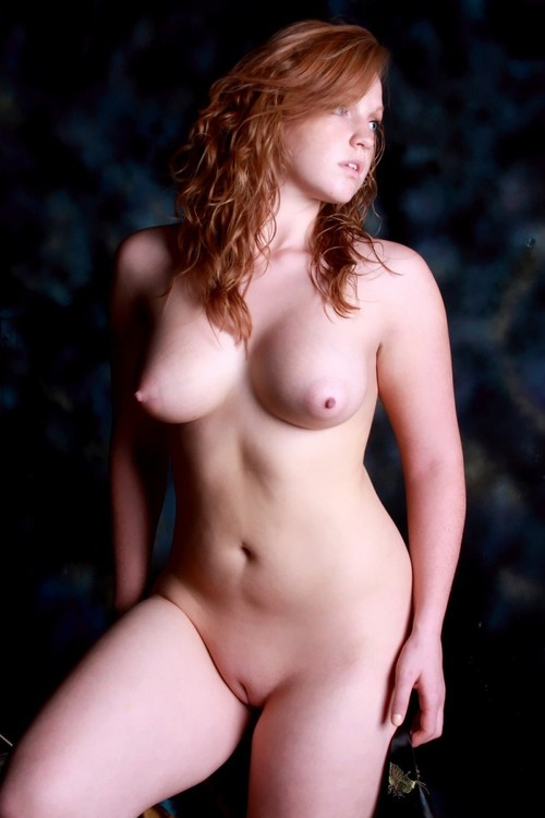 Pure red head nudes