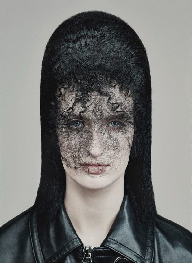 Black Magic by Fabien Baron for Interview Magazine