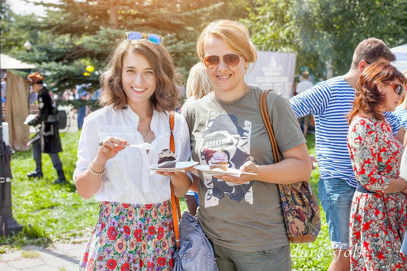 Праздник еды в Новокузнецке