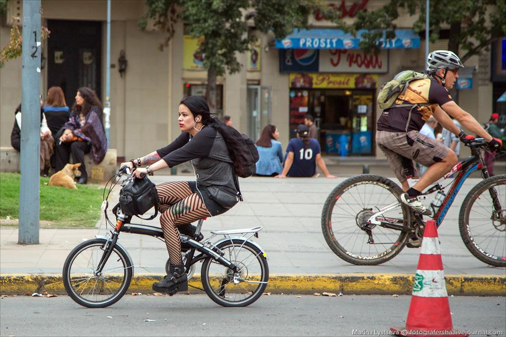 чилийцы