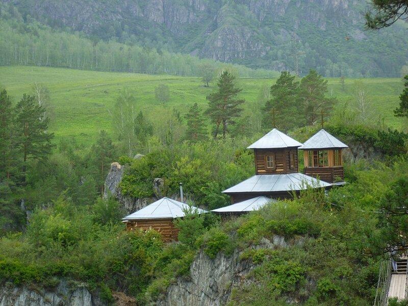 Алтай, остров Патмос (Altai, Island Patmos)