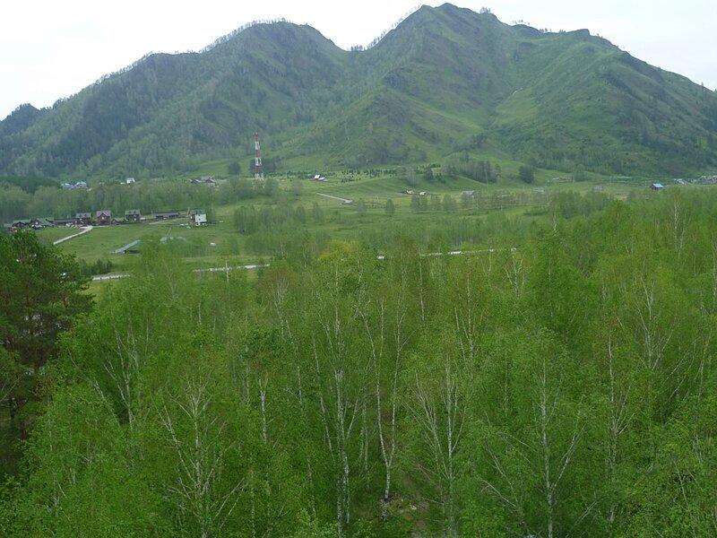 Алтай, Чемал (Altai, Chemal)