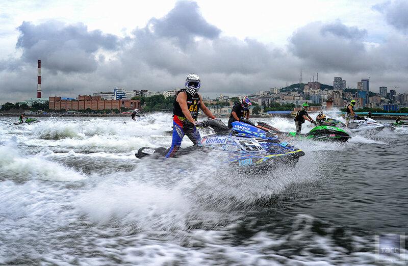 Russky Grand Prix 2016 во Владивостоке