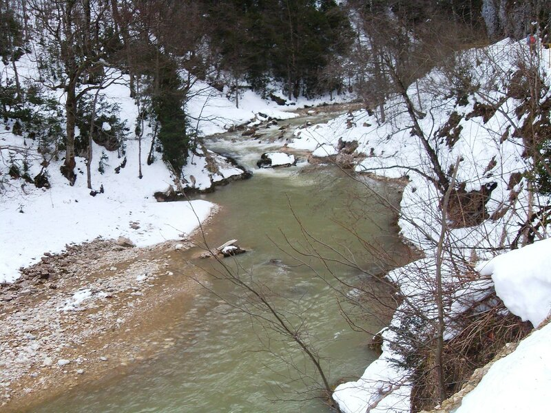 Река, Зима, в походе ... SDC18557.JPG
