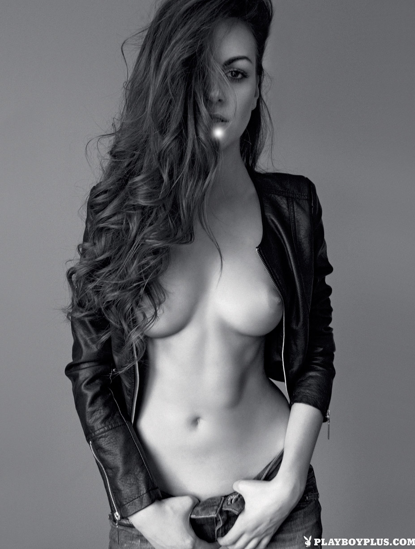 Девушка месяца Магда Фурман / Magda Furman - Playboy Poland january 2014 Playmate