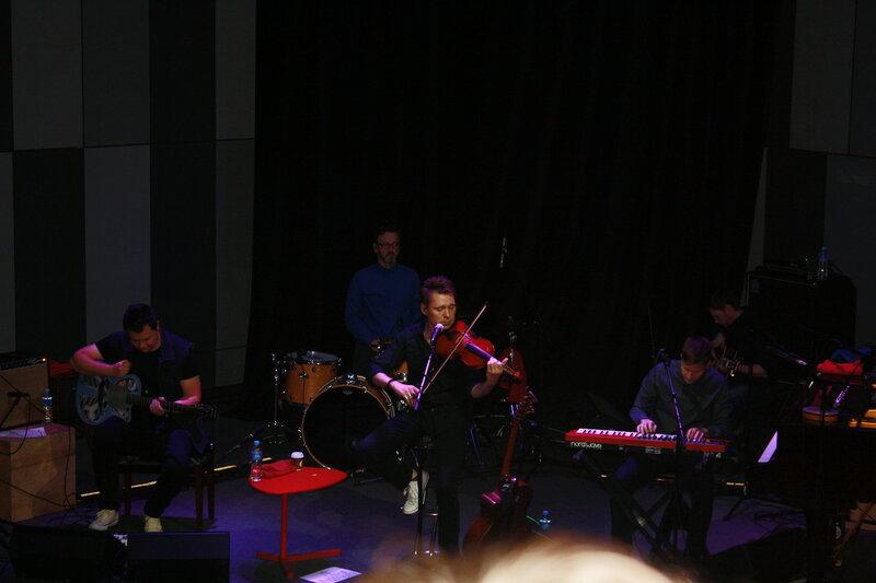 Концерт группы Торба-на-круче в ЦДХ (акустика) 23.06.2016 года
