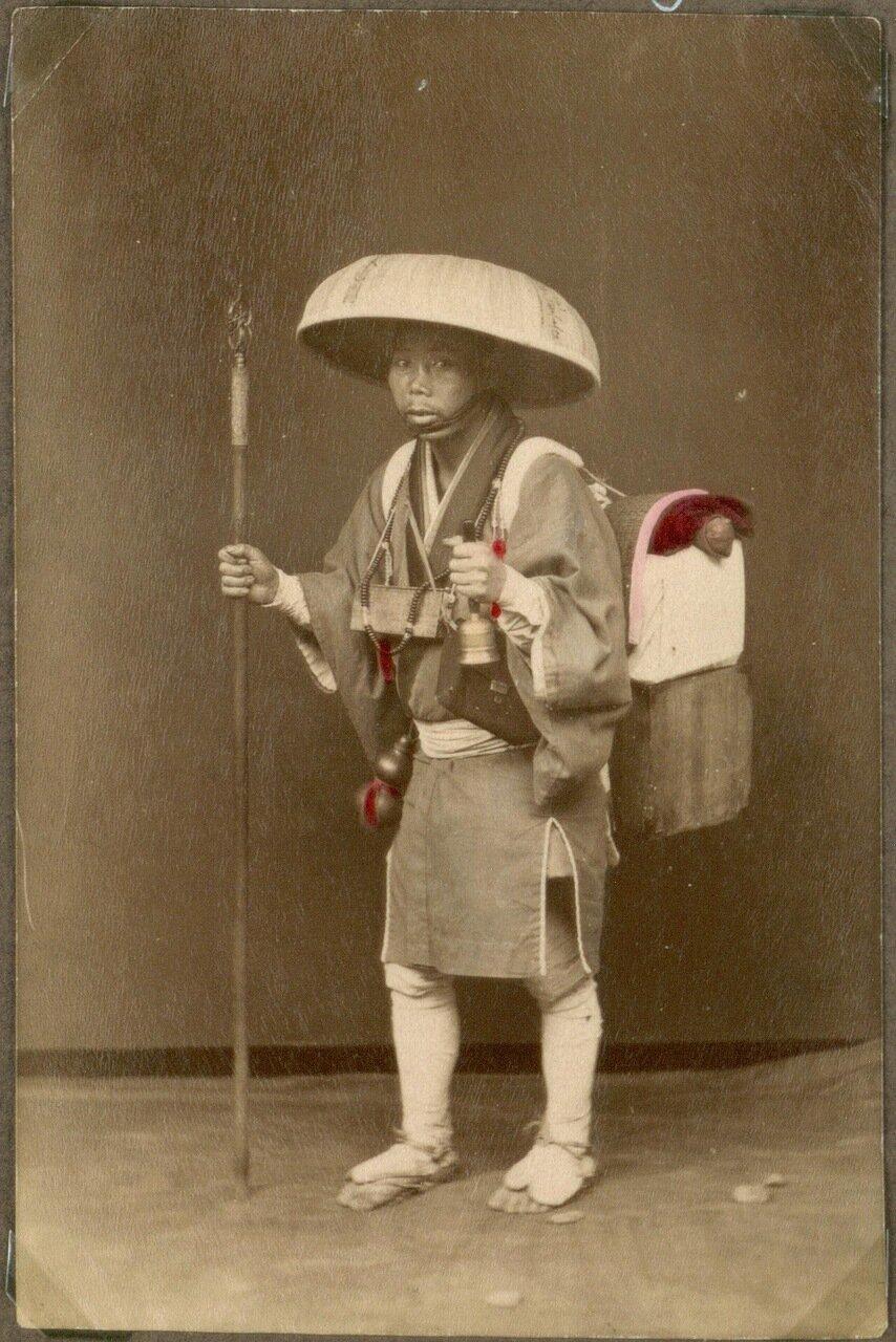 Японский паломник