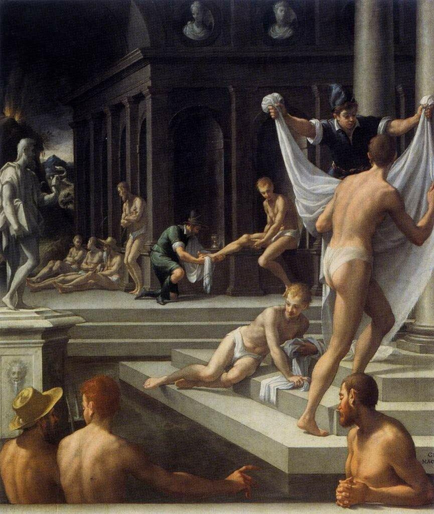 древний рим развлечения оргии разврат