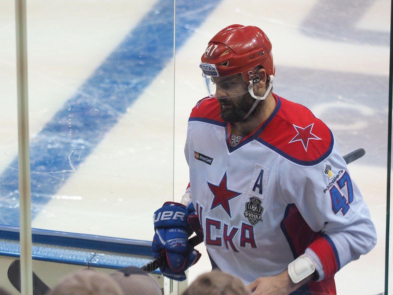 36Плей-офф 2016 Финал Металлург - ЦСКА 11.04.2016