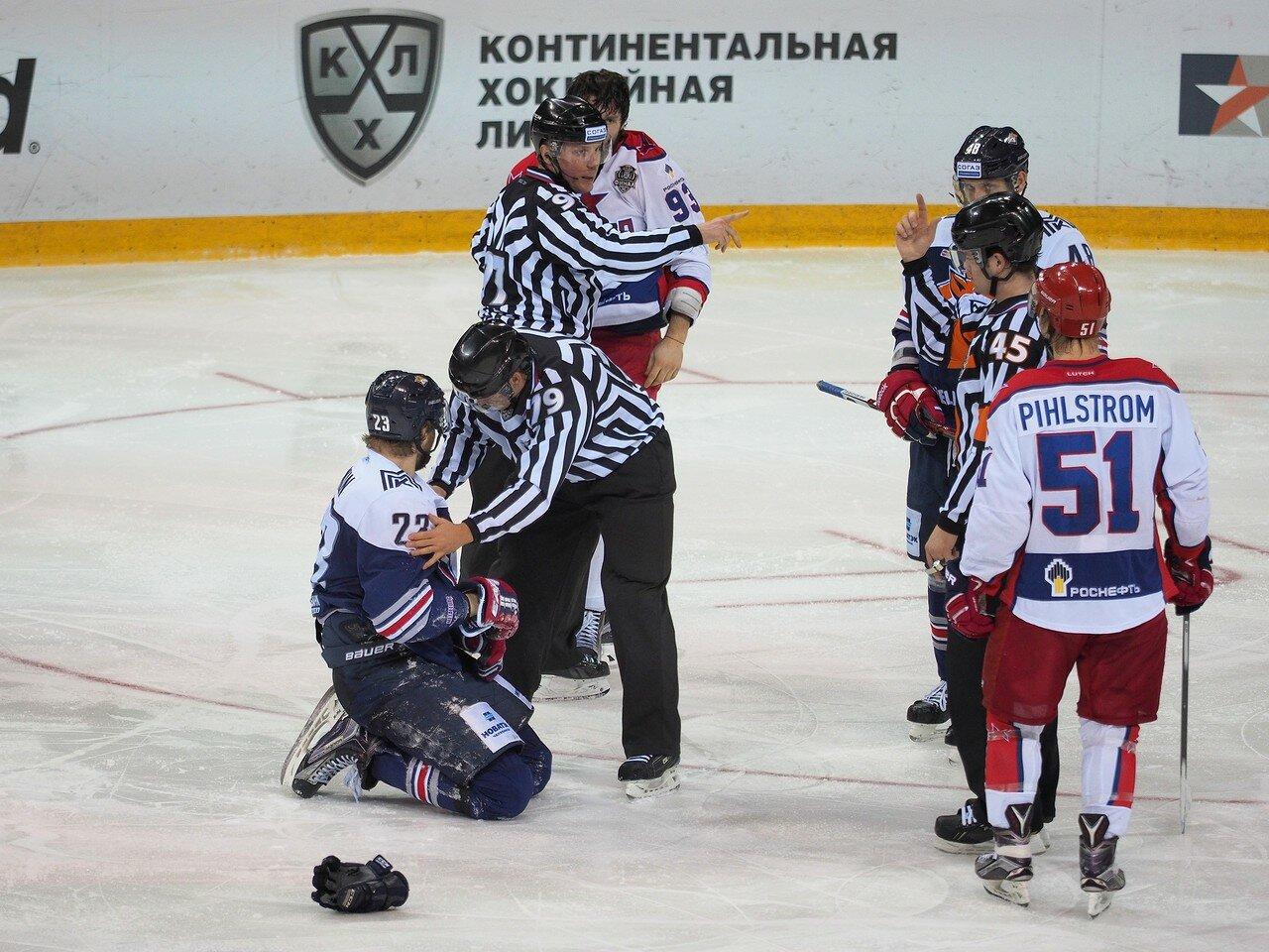 63Плей-офф 2016 Финал Металлург - ЦСКА 11.04.2016