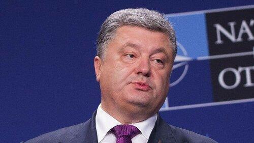 Порошенко единственный не получил поздравления с Новым годом