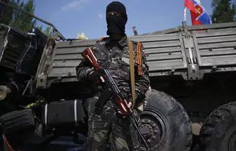Ситуация на Донбассе: Террористы активизировали обстрелы позиций сил АТО, - штаб