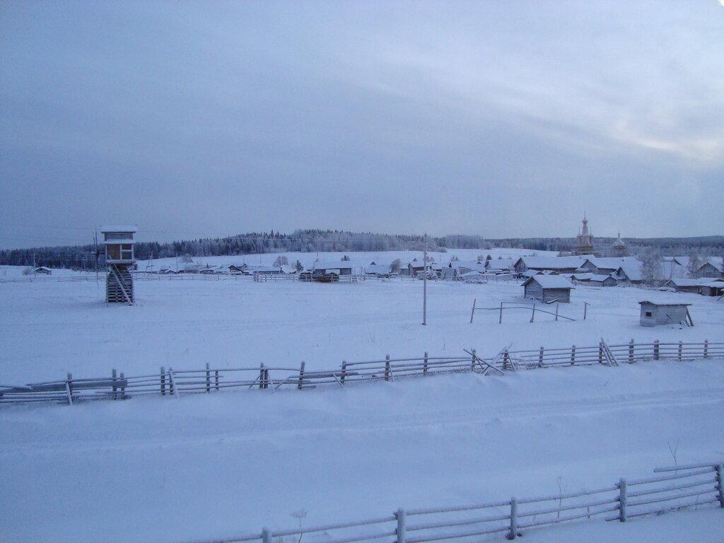 Вид с ветряной мельницы