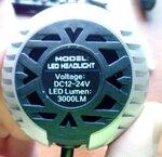 Philips/CREE H4 G6 LED Lamp