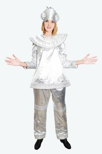 Женский карнавальный костюм Инопланетянка