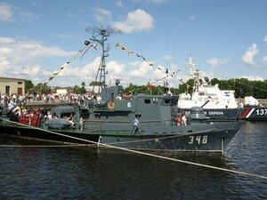 Что посмотреть в Кронштадте - день военно-морского флота в России