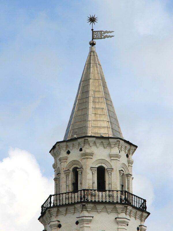 Невьянск. Наклонная башня