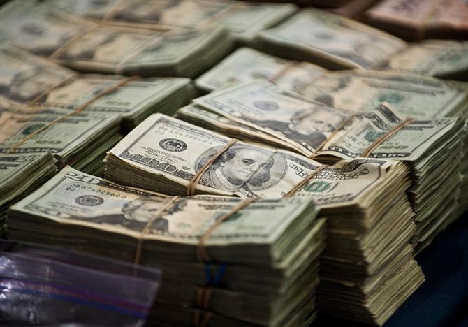Это ограбление снова связано с Ираком, страной, где исчезновение денег из банка уже никого не уд