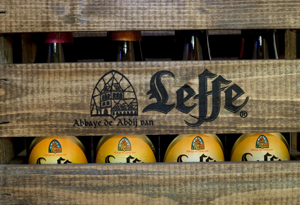 Leffe. (Leigh Garner)
