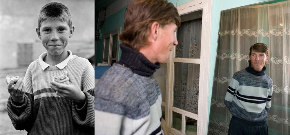 20 лет спустя: фотограф встретилась с сиротами со своих снимков из 90-х (14 фото)