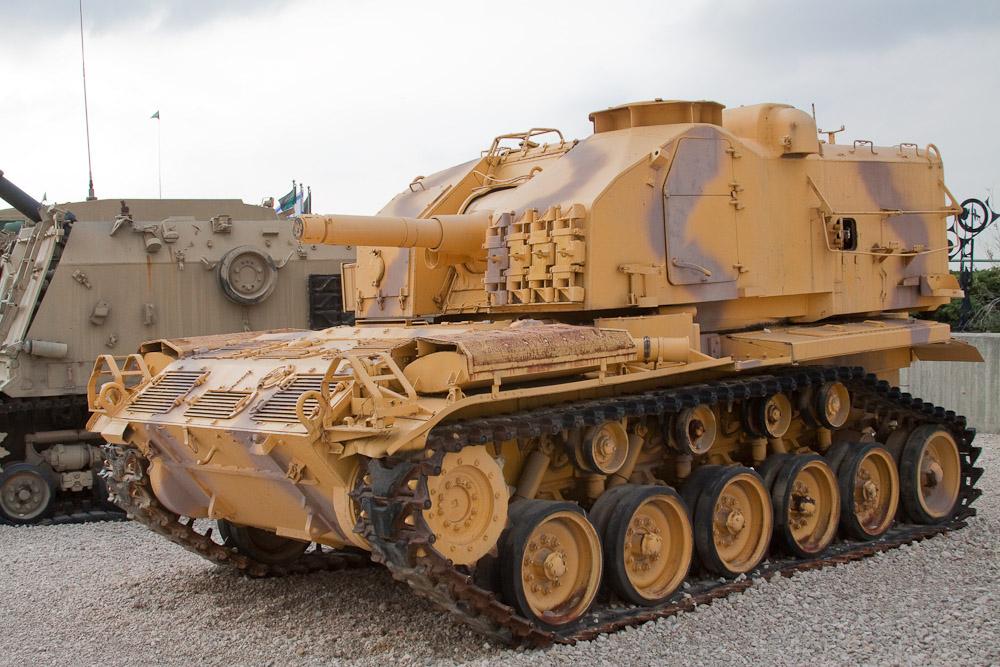 Музей танковых войск в Израиле