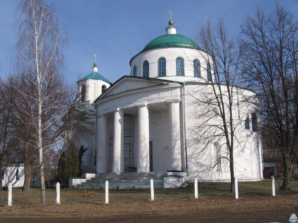 Храм Рождества Пресвятой Богородицы в Каменке