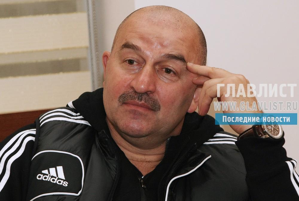 Готов посодействовать советом новому основному тренеру сборной РФ — Леонид Слуцкий