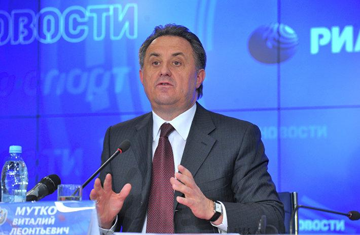 Мутко объявил, что пока доволен результатами сборной Российской Федерации наОлимпиаде