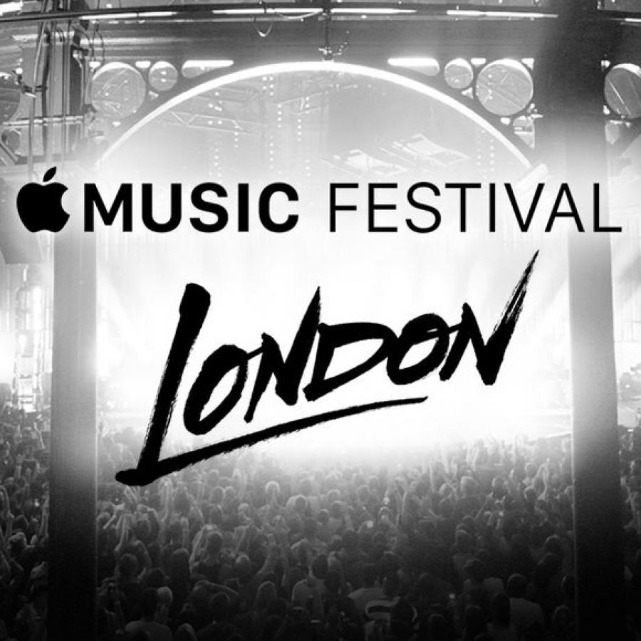 18сентября встолице Англии стартует юбилейный фестиваль Apple Music Festival
