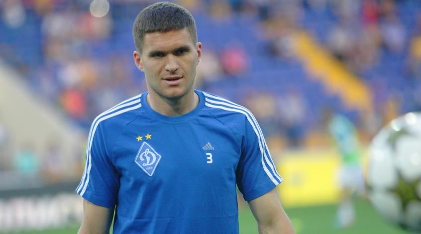 Защитник киевского «Динамо» отказался играть вРоссии пополитическим причинам