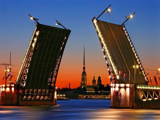 Самые известные туристические направления РФ среди иностранцев