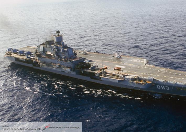 Корабли ВМФ Российской Федерации зайдут для пополнения запасов впорт страны-члена НАТО