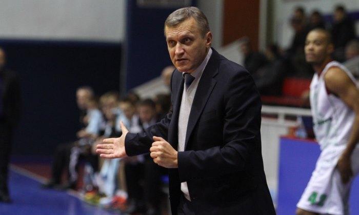 Куртинайтис уволен споста основного тренера «Канту»