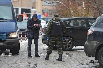 В российской столице изMercedes сотрудника ФСБ украли сумку Calvin Klein сдокументами