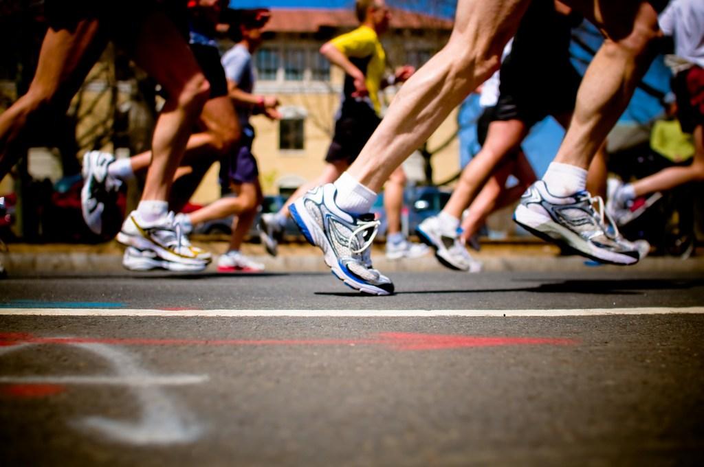 Ученые назвали главную опасность марафонского бега