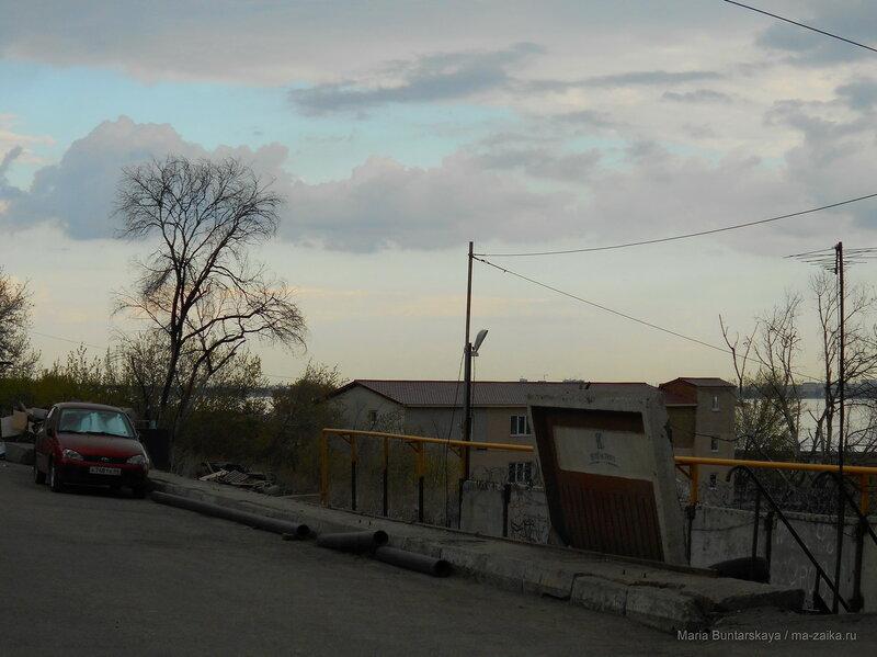 Перед дождем, Саратов, 19 апреля 2016 года