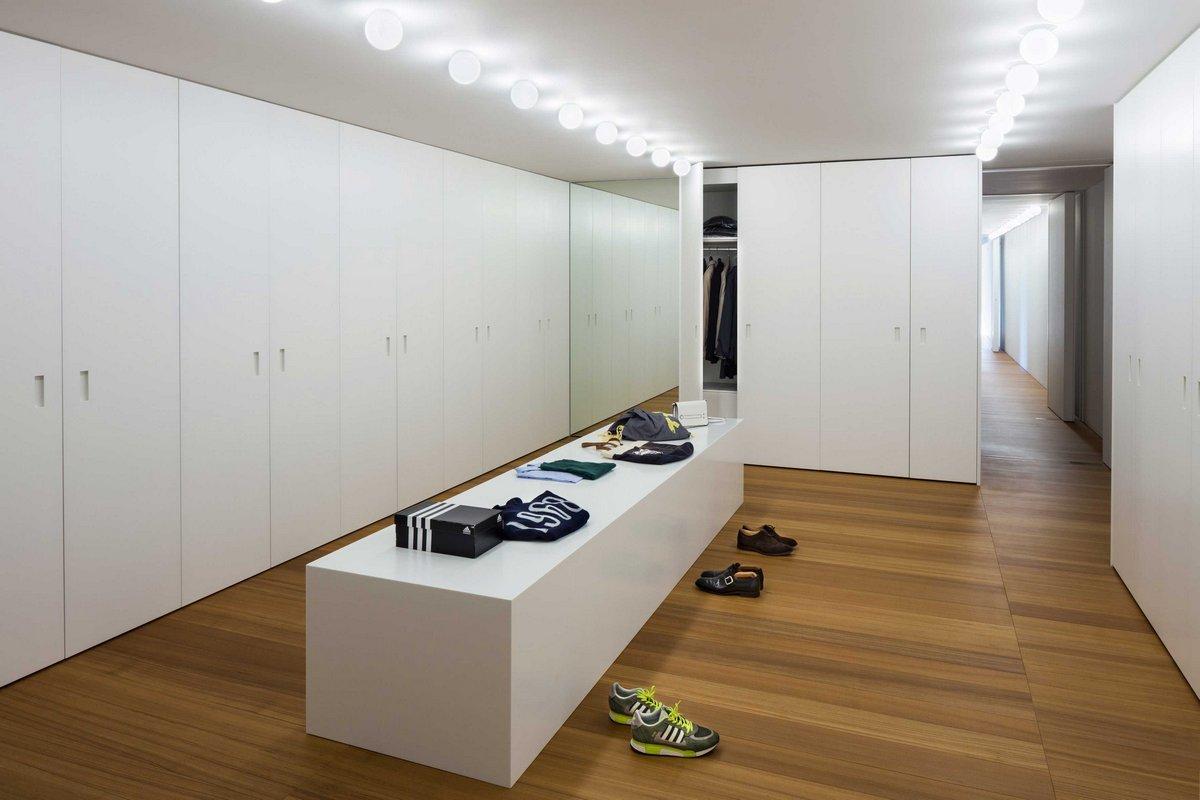 Zaetta Studio, Тревизо, Италия, частный дом в италии, итальянские дома фото, дом с видом на город фото, светлый дизайн интерьера фото