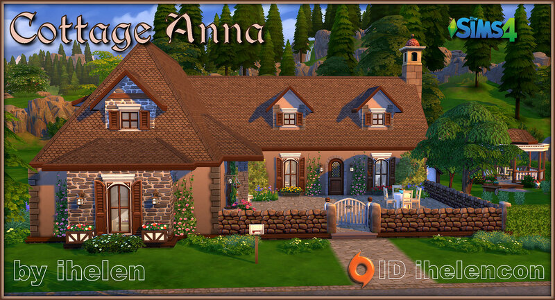 Cottage Anna by ihelen
