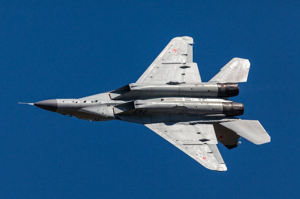 МАКС2015. МиГ-35