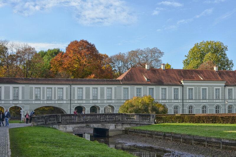 Дворцовый комплекс Нимфенбург