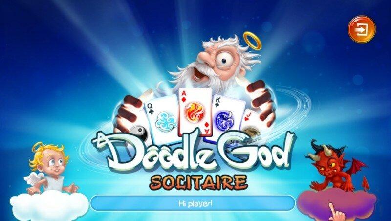 Doodle God: Solitaire