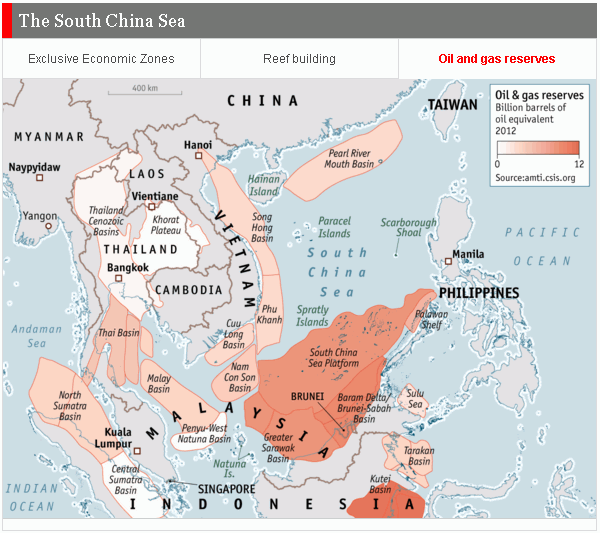 economist.com: The South China Sea